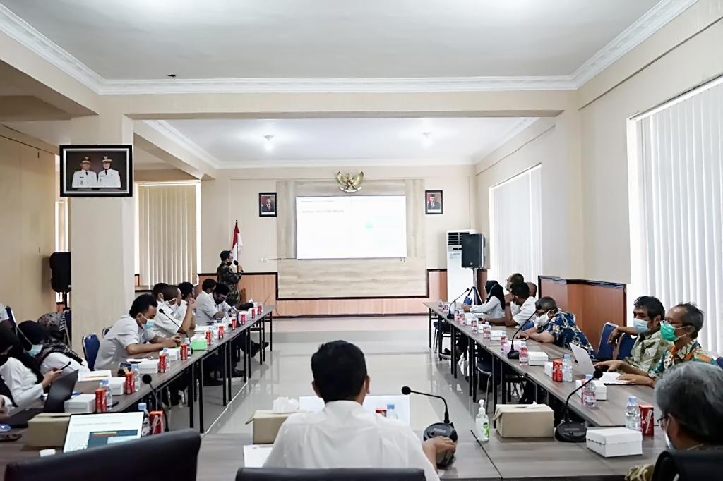 Kabupaten Lumajang Sukses Raih Predikat Baik untuk Indeks SPBE 2020