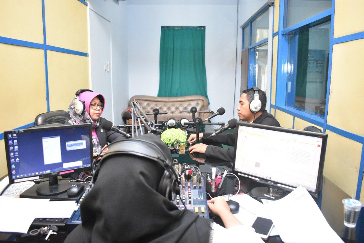 Dialog Interaktif LPPL Radio Suara Lumajang